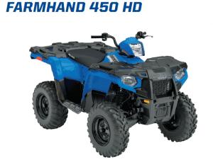 polaris farmhand 450