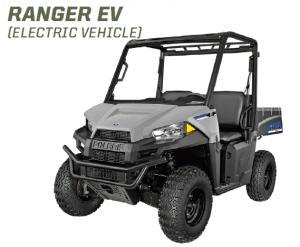 polaris ranger ev electric vehicle