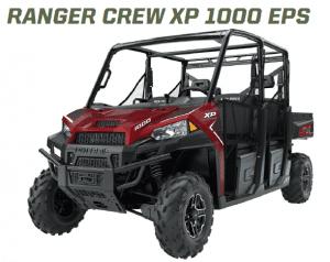 polaris ranger crew xp 1000 eps