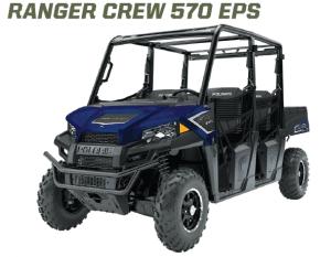 polaris ranger crew 570