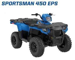 polaris sportsman 450 quad